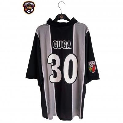 """Matchworn Vitoria Guimarães Away Shirt 2001 #30 Guga (XL) """"Very Good"""""""