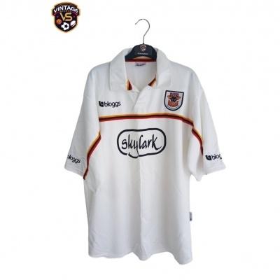 """Bradford Bulls Rugby Home Shirt 2000 (L) """"Very Good"""""""