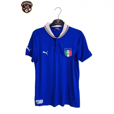 "Italy Home Shirt 2012-2013 (M Womens) ""Very Good"""