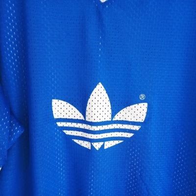 "Vintage Reversible Football Shirt Adidas Maradona Style (XL) ""Very Good"""