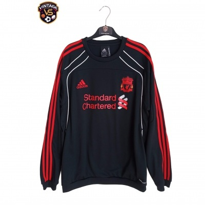 "Liverpool FC Jumper Top Shirt 2010-2011 (L) ""Perfect"""