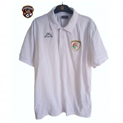 "Oman FA Football Polo Shirt 2015 (L) ""Very Good"""