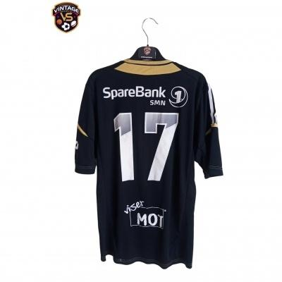 "Matchworn Rosenborg BK Away Shirt 2012 #17 (M) ""Very Good"""
