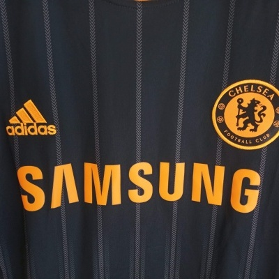 "Chelsea FC Away Shirt 2010-2011(L) ""Perfect"""