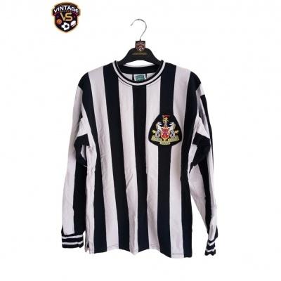 "Official Retro Newcastle United Home Shirt 1970 (S) ""Very Good"""