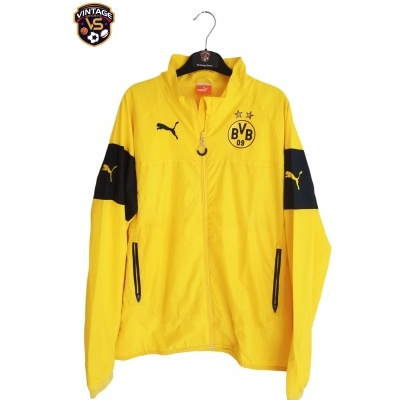 "BVB Borussia Dortmund Track Top Jacket (L) ""Perfect"""