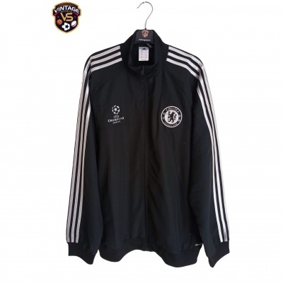 "Chelsea FC Track Top Jacket 2013-2014 (L) ""Perfect"""