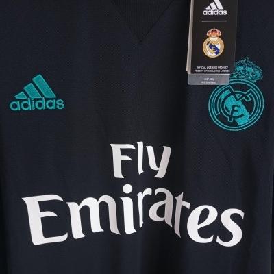 NEW Real Madrid Away Shirt 2017-2018 (XL)