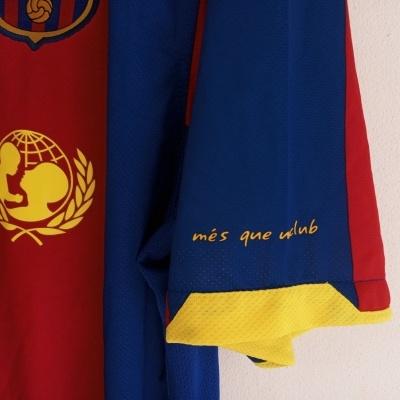 "FC Barcelona Home Shirt 2010-2011 (L) ""Very Good"""