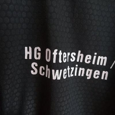 """Matchworn HG Oftersheim / Schwetzingen Handball Shirt #20 (S) """"Good"""""""