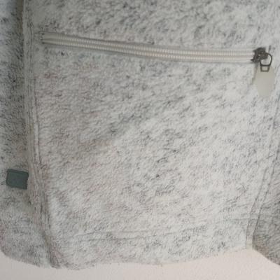 "Vintage Adidas Polar Fleece White Sweater (40 Womens) ""Very Good"""