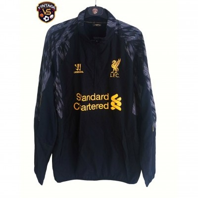 "Liverpool FC Windbreaker Jacket 2013-2014 (M) ""Average"""