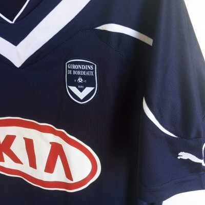 """Girondins Bordeaux Home Shirt 2010-2011 (S) """"Perfect Condition"""""""
