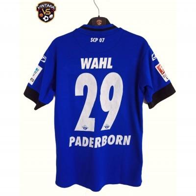 """SC Paderborn 07 Home Shirt 2015-2016 #29 Wahl (S) """"Good"""""""