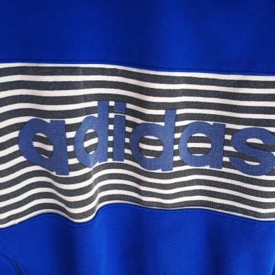 "Vintage Tracksuit Adidas Blue (M) ""Very Good"""