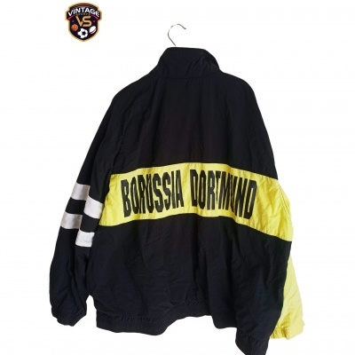 "BVB Borussia Dortmund Jacket 1995 (XL) ""Very Good"""