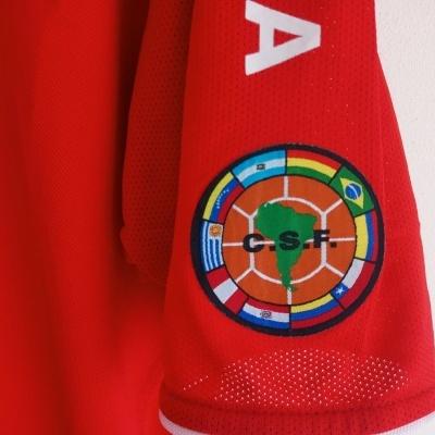 """SC Internacional Porto Alegre Home Shirt 2006 #9 (L) """"Good"""""""