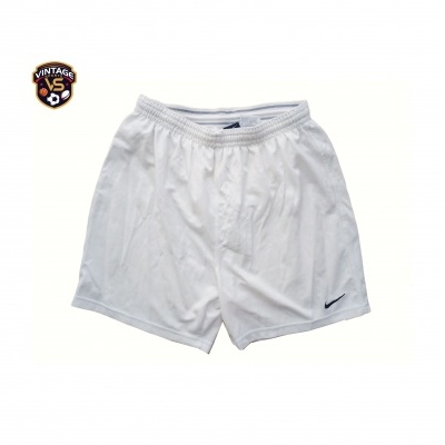"Footbal Shorts Nike White Black (L) ""Very Good"""