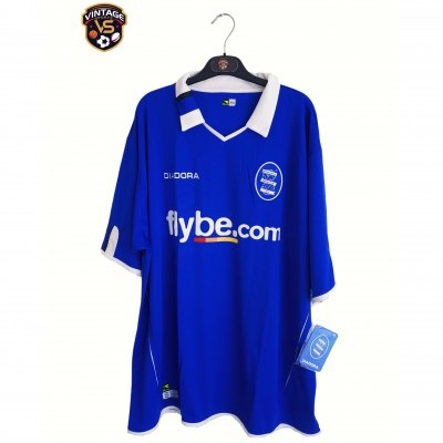 NEW Birmingham City FC Home Shirt 2004-2005 (XXL)