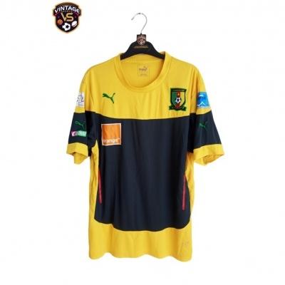 "Retro Cameroon Training Shirt (L) ""Very Good"""