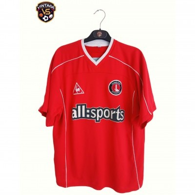 "Charlton Athletic FC Home Shirt 2002-2003 (M) ""Very Good"""