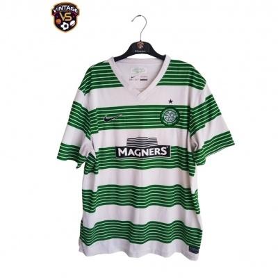 "Celtic FC Home Shirt 2013-2015 (XL) ""Very Good"""