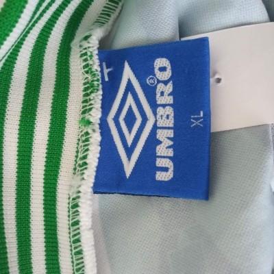 "Matchworn Campomaiorense Home Shirt 1997 (XL)#7 Basilio ""Very Good"""