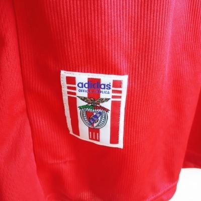 "SL Benfica Home Shirt 1998-1999 (M) ""Average"""
