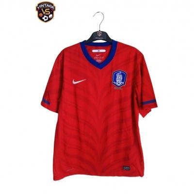 "South Korea Home Shirt 2010-2011 (L) ""Perfect"""