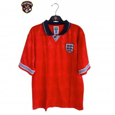 "Retro England Away Shirt 1990 (M) ""Perfect"""