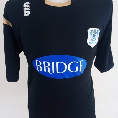 "Bury FC Training Shirt (L) ""Very Good"""