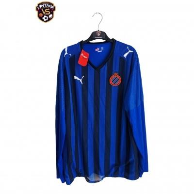 NEW Club Brugge Home Shirt L/S 2008-2009 (XL)