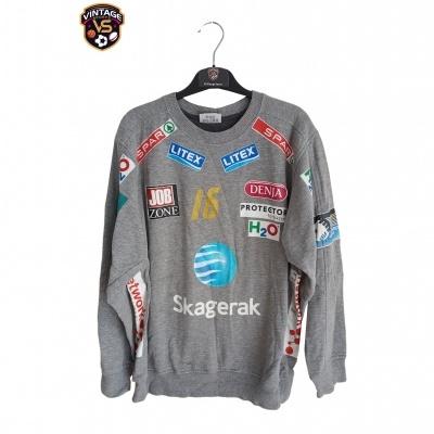 "Matchworn Larvik HK Handball Goalkeeper Shirt #16 Rantala ""Very Good"""