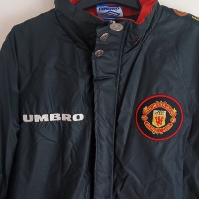 """Manchester United Jacket 1996-1997 (S-M) """"Very Good"""""""