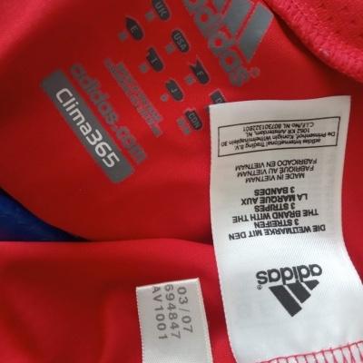 """SL Benfica Home Shirt L/S 2007-2008 (M) """"Good"""""""