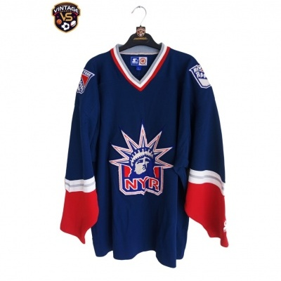 "New York Rangers Ice Hockey Jersey NHL (L) ""Very Good"""