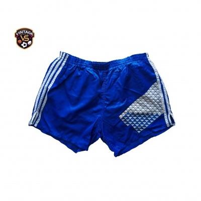 "Vintage Shorts Adidas 1980s Blue (L) ""Very Good"""