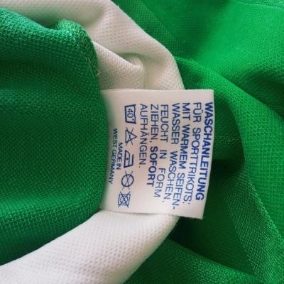 "Vintage Palme Football Shirt Green West Germany (L) ""Very Good"""