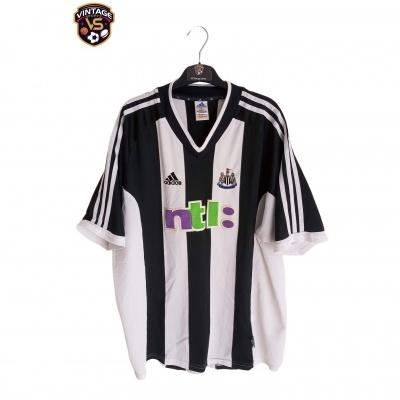 "Newcastle United Home Shirt 2001-2003 (2XL) ""Good"""
