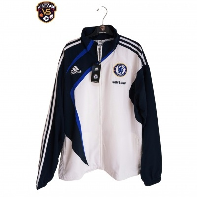 NEW Chelsea FC Track Top Jacket 2009-2010 (L)
