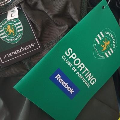 NEW Sporting CP Football Away Shorts 2003-2004 (L)