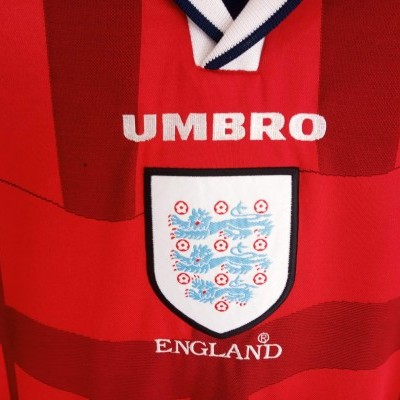 "England Away Shirt 1997-1999 (XXL) ""Very Good"""