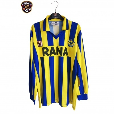 "Hellas Verona Home Shirt L/S 1992-1995 (XL) ""Perfect"""