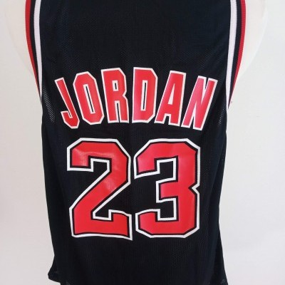 "Chicago Bulls NBA Shirt 1990's #23 Jordan (44) ""Very Good"""