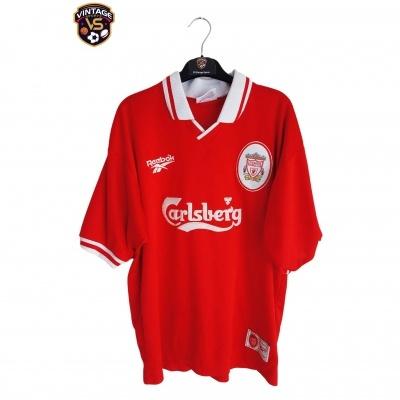 "Liverpool FC Home Shirt 1996-1998 (L) ""Good"""