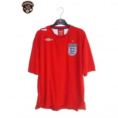 """England Away Shirt 2006-2008 (XL) """"Perfect"""""""