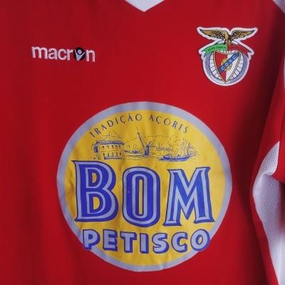 """CD Santa Clara Home Shirt 2007-2008 #11 (L) """"Good"""""""