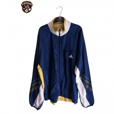 "Vintage Windbreaker Jacket Adidas Equipment (XL) ""Perfect"""