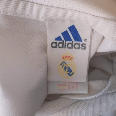 "Real Madrid Centenary Home Shirt 2002-2003 (M) ""Good"""