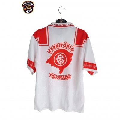 "SC Internacional Porto Alegre Fan Shirt (M) ""Very Good"""